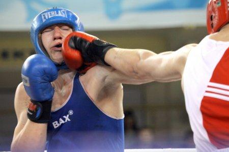 Как сибирские боксеры бились за место в национальной сборной