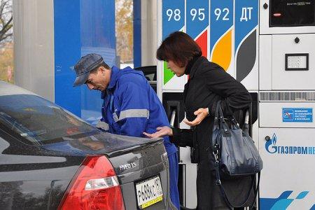 В Новосибирске вновь подскочили цены на бензин