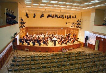 В Железнодорожном районе появился новый концертный зал