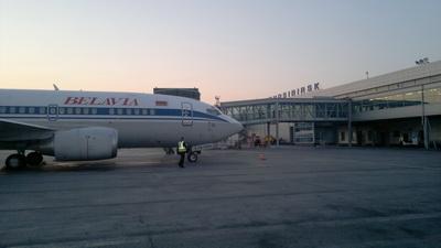 Из Новосибирска в Минск – с «Белавиа»!
