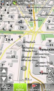 «МегаФон» создал собственный навигатор по Новосибирску