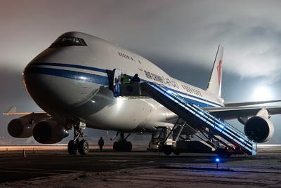 Аэропорт Толмачёво – участник Air Cargo China