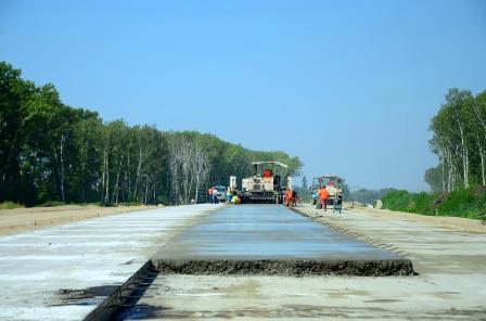 Строительство развязки на ул. Ватутина завершится в 2012 году