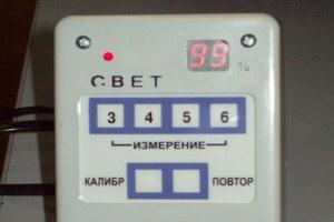 У сотрудников ГИБДД Новосибирской области появились новые приборы для измерения тонировки стекол