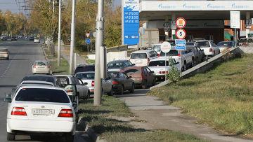 Новосибирские цены на бензин растут быстрее всех в Росси