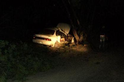 Водитель «Тойоты» разбился насмерть в Первомайском районе