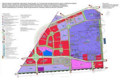 «Новосибирск Экспоцентр» станет одним из ключевых элементов «западных ворот» города