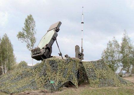 Под Новосибирском развернут пункт противовоздушной обороны