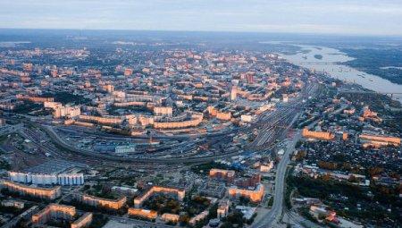 Двести домов остались без электричества в центре Новосибирска
