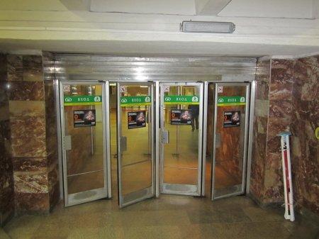 «Мобильный безлимит» в новосибирском метро