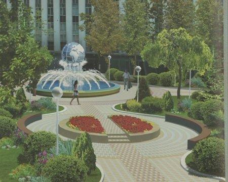 Каким будет сквер на Орджоникидзе?