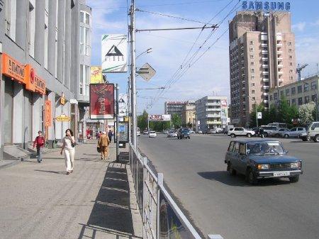Празднование Дня России перекроет Красный проспект