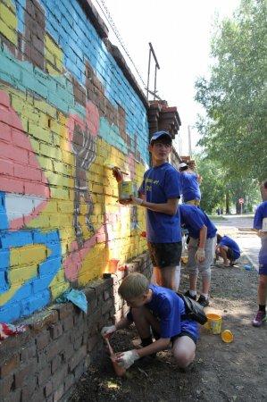 Благотворительный фестиваль Street Art состоялся