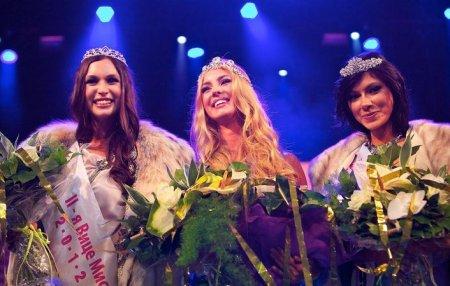 Новосибирская красавица вошла в тройку финалисток «Мисс Русское Радио»