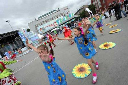 Новосибирск готовится к дню рождения