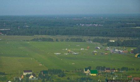 Восточный обход пройдет через аэродром Мочище