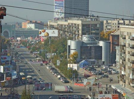 Новосибирцы стали меньше мусорить на Дне города