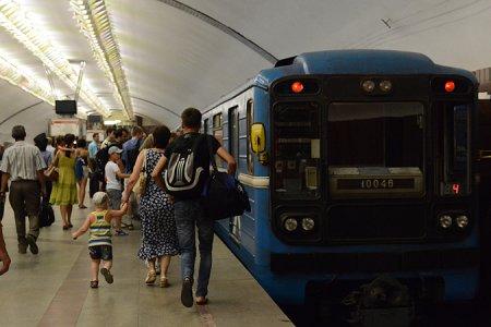 В Новосибирске в 2014 году начнут строить новую станцию метро