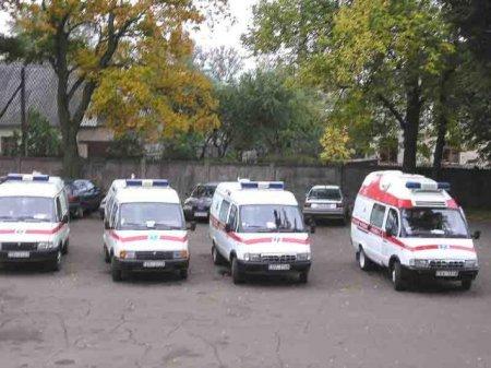 Машины скорой помощи оснащают системами ГЛОНАСС