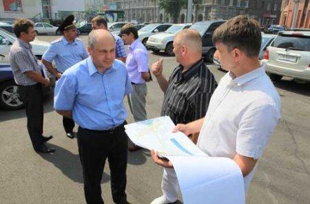 Жесткая борьба с неправильно припаркованными автомобилями начинается в Новосибирске
