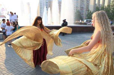 Как провести выходные в Новосибирске: кино, цирк и танцы до утра