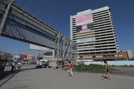 Гостиницу «Турист» собираются достраивать, создав 20 этажей бюджетных апартаментов