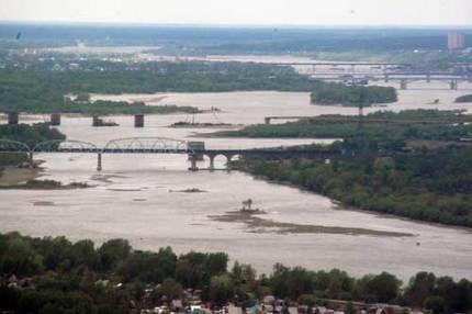 Чем грозит Новосибирску рекордное маловодье Оби