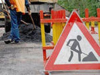 ГИБДД опубликовала список новосибирских дорог, где производятся сужения проезжих частей из-за дорожных работ