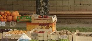 Новосибирцы не спешат покупать ранние арбузы, опасаясь нитратов
