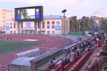 Большой экран на «Спартаке» прошел обкатку для трансляции Олимпийских игр