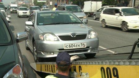 Парковки, штрафы и эвакуаторы