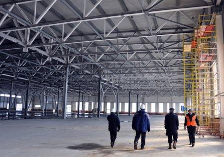 В Новосибирской области выбрано место для завода штукатурок