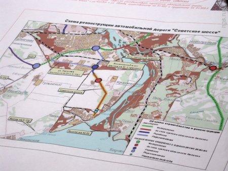 Объявлен миллиардный аукцион на строительство развязки на улице Петухова в Новосибирске