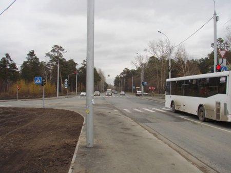 В Новосибирске с улицы Выборной исчезла пробка