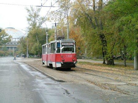 Изменяется движение трамвая №13