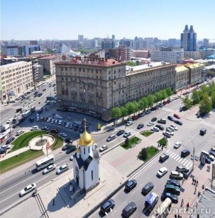 Самые дорогие торговые улицы Новосибирска