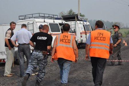 Взрыв эшелона с боеприпасами в Новосибирской области: груз неправильно закрепили