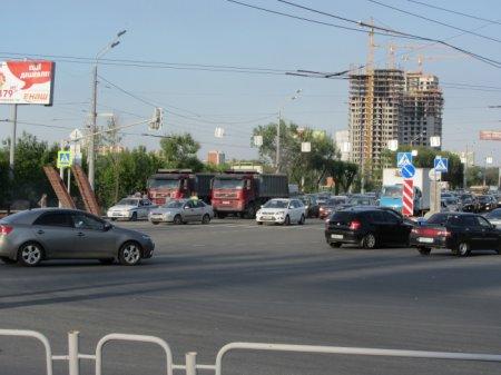 Август начнется с масштабных сужений дорог (список)