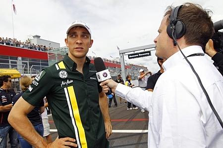 Формула-1: Следующий сезон Виталия Петрова - будет ли топ-команда?