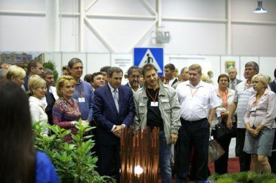 Выставка «Цветы, сады и парки Сибири» ждёт гостей