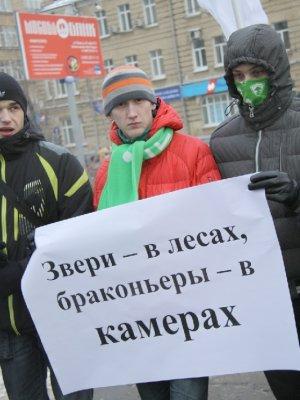 За браконьерами Новосибирской области теперь будут следить видеокамеры