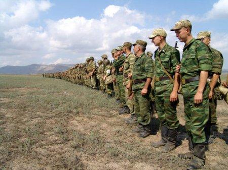 Новосибирец дезертировал из военной части в Чечне