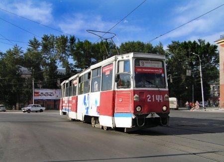 На неделю закрывается движение трамваев по ул. Вертковской