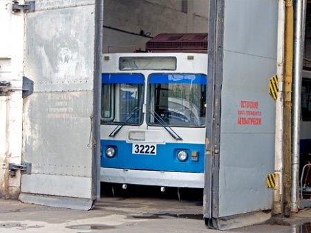 Закрывается движение троллейбуса номер 29 до первого октября