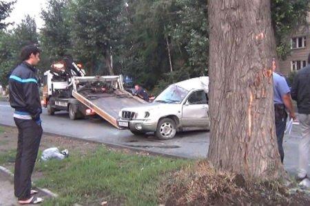 Двадцатилетняя девушка погибла в угнанном ее подругой автомобиле