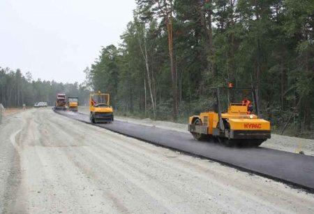 Новосибирская облать ремонтирует дороги с опережением плана