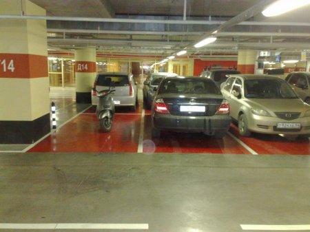 Парковки в Новосибирске скоро будут подземными