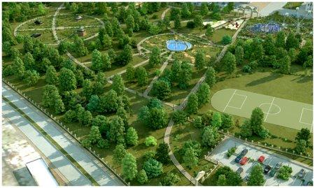 Не имеющий аналогов парк отдыха построят в Новосибирске