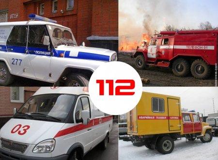 Единый телефон экстренных служб в Новосибирске 112 будет уже к концу года