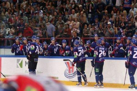 «Сибирь» проиграла в товарищеском  матче питерскому СКА
